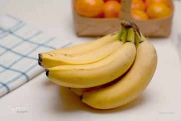 kaip išlaikyti bananus šviežius